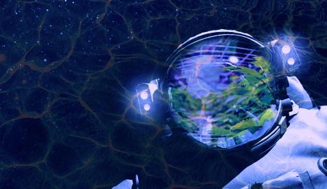 (Auto) Galaxy от Pyramid Seeds: вырасти собственный космос!