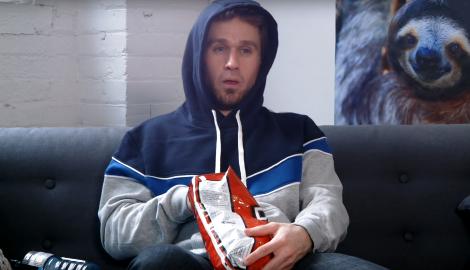 Видео: Когда съел каннапироженку, и думаешь, что тебя уже накрыло