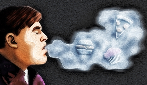 Жор после курения: как не съесть весь холодильник?