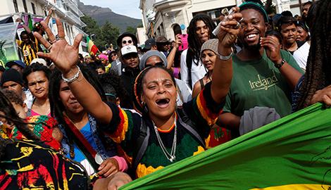 В ЮАР легализовали MJ