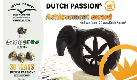 Успех Dutch Passhion на Cannabis Cup