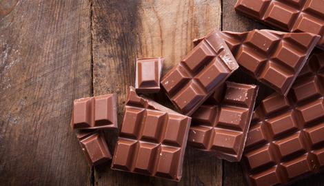 Шоколада надо?