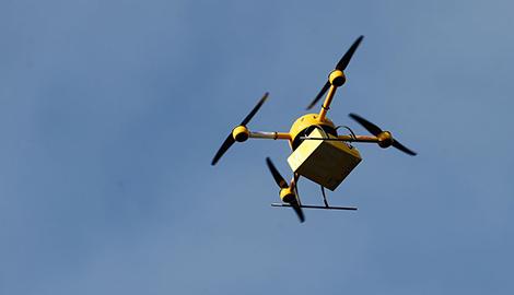 В Калифорнии дроны больше не будут разносить mj