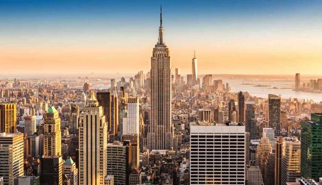 Pyramid Seeds: New York City - дым твоего города
