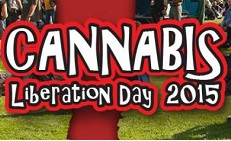 Фотоотчет от Serious Seeds с Cannabis Liberation Day'15 в Амстердаме