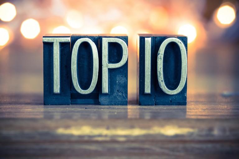 Топ-10 материалов Гроупедии за 2017