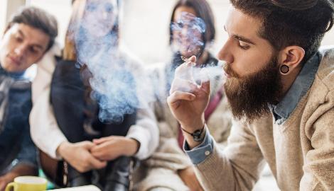 Можно ли получить high от пассивного курения?