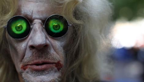 Спайсы в Нью-Йорке превратили жителей в зомби