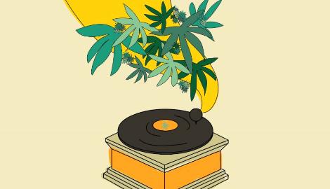 Как каннабис повлиял на развитие музыки. Часть 2