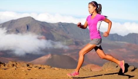 Ученые: во время бега в организме производятся каннабиноиды