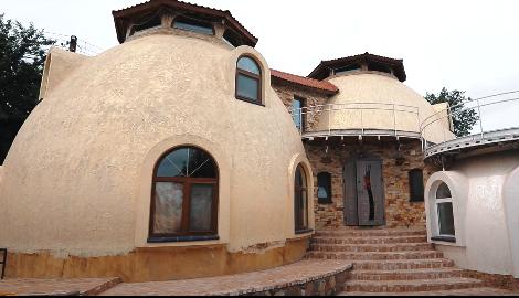 Видео: Дома из конопли