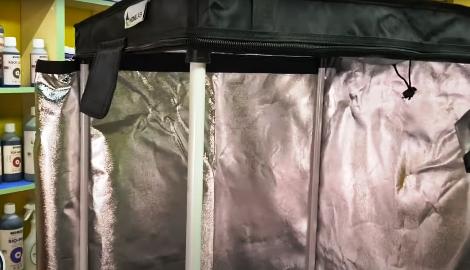 Видео: Обзор тента HomeLab 60x60x160 (Mr.GrowChannel)
