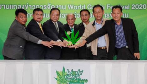 Таиланд проведет свой всемирный фестиваль Каннабиса