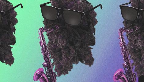 Как каннабис повлиял на развитие музыки. Часть 1