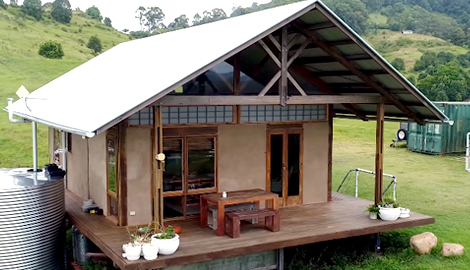 Потрясающий маленький дом из mj