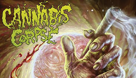 Музыка: новый альбом у Cannabis Corpse