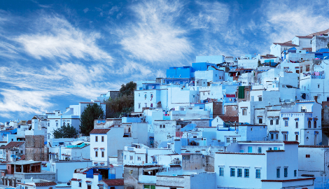 Марокко и каннабис