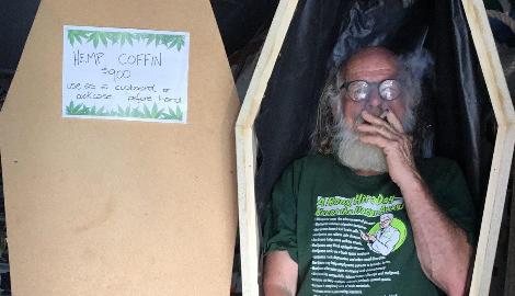 Колумбия: Полиция обнаружила 300 кг марихуаны в ... гробах