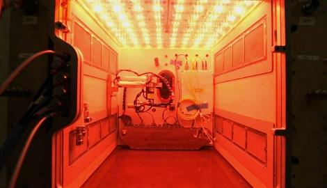 Космический сад от NASA готов к полету