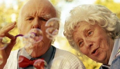 Конопля укрепляет здоровье пожилых!