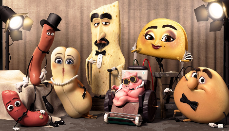 Кино: Полный расколбас (Sausage Party)