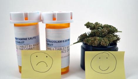 Медицинская марихуана помогает пациентам с СДВГ