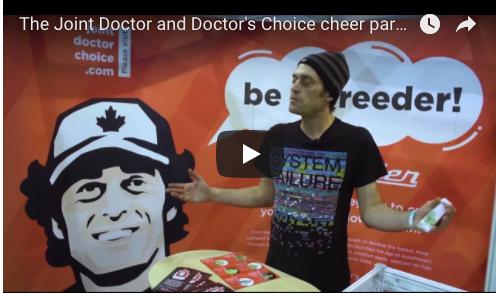 Joint Doctor передаёт видео-привет участникам конкурса!