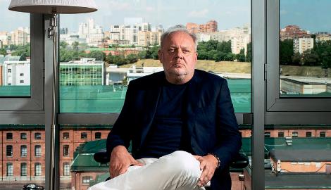 Интервью Бориса Йордана: Русских в каннабизнесе больше чем кажется