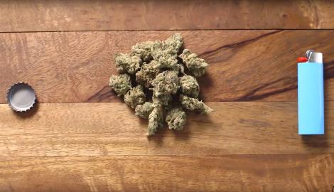 Видео: Как выглядит грамм марихуаны