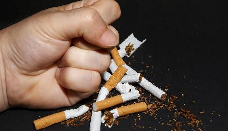 Как побороть никотиновую зависимость с помощью каннабиса