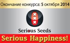 В очередь за Серьезным Счастьем!!!