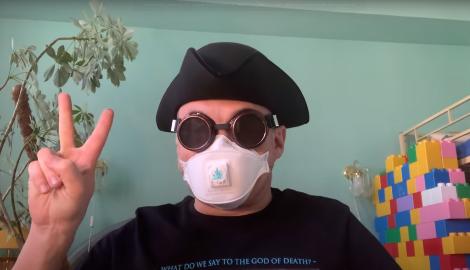 Видео: Жжем шишки в самоизоляции (Gorshkofftv)