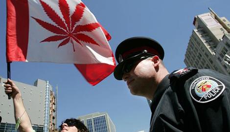 В Канаде легализовали MJ