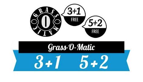 Grass-o-Matic плюсует!