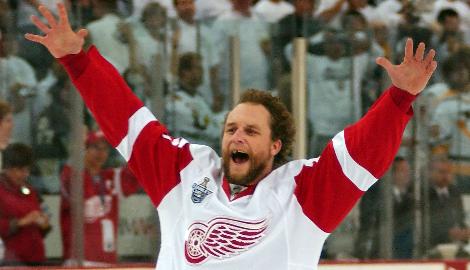 Хоккеист справился с алкогольной зависимостью благодаря каннабису