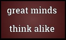 """Nirvana seeds: """"Великие умы думают одинаково?"""""""