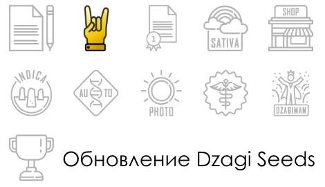 Бонусная программа DzagiSeeds