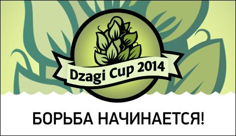 Всё, что нужно знать о DzagiCup 2014