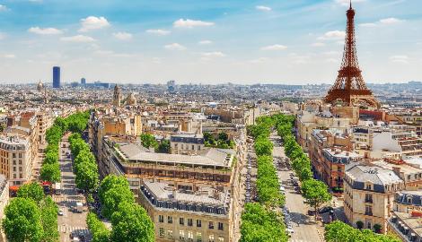 В пригороде Парижа возведут овощные башни