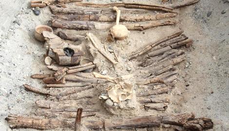 В Китае нашли самые древние свидетельства курения марихуаны