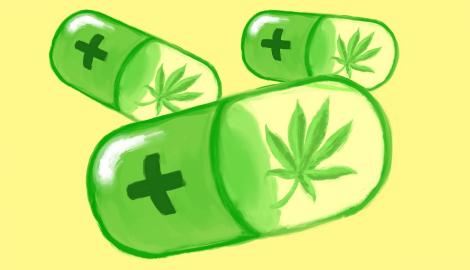 Лекарство на основе каннабиса исключили из списка контролируемых веществ
