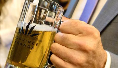 Безалкогольное, но опьяняющее пиво