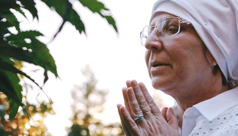 Вооруженные монахини ломают стереотипы