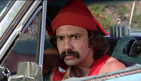 Интервью  с Cheech Marin