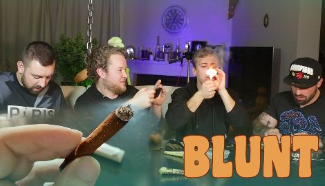 Видео: Блант из сигар Backwoods (ToroПЫХ)