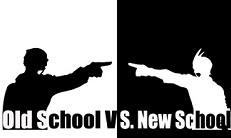 Каннабис: oldschool vs. newschool