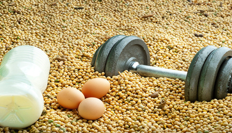 Аминокислоты - бодибилдинг для растений