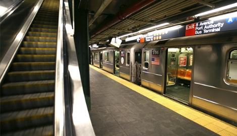 Mj может спасти метро Нью-Йорка