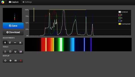 Спектрометр своими руками