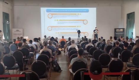Видео: Как прошла конференция для гроверов в Украине